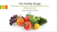 Healthy Weigh Slide