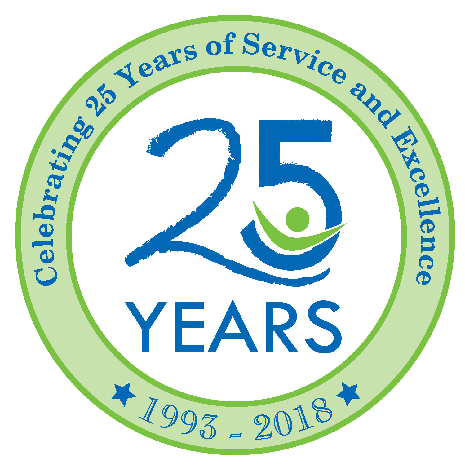 CRG Celebrating 25 Years